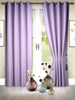 Interior curtains, eyelet curtains Nadzejka