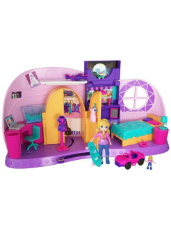 Polly Pocket Комната Полли Polly Pocket