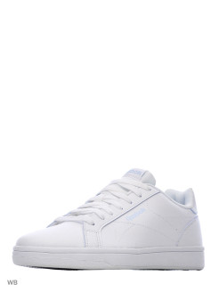 Кроссовки REEBOK ROYAL COMPLE WHITE/LIGHT BLUE/BAC Reebok