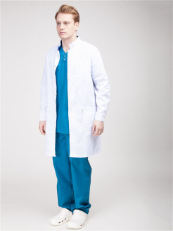 Medical gown, breathable material ELA.MD