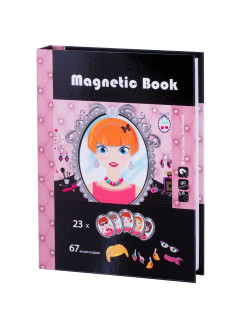 Набор карточек Magnetic Book