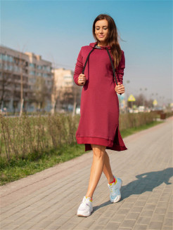 "Платье Bona Gonna Dress ""Red Plum"" Bona Fide"