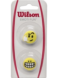 Виброгасители EMOTI-FUN BIG SMILE CALL ME Wilson