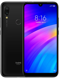 "Смартфон Redmi 7 32Gb: 6,26"" 1520x720/IPS  Snapdragon 632 3Gb/32Gb 12+2Mp/8Mp 4000mAh Xiaomi"