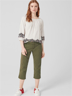 Cropped trousers S.OLIVER