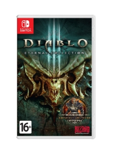 Diablo III: Eternal Collection [Nintendo Switch, русская версия] Blizzard