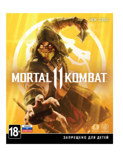 Mortal Kombat 11 [Xbox One, русские субтитры] WB Interactive