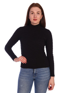 Turtleneck Vesta.