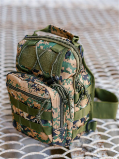 A bag STALKER military style