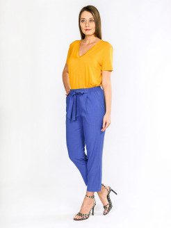 Cropped trousers OLBE