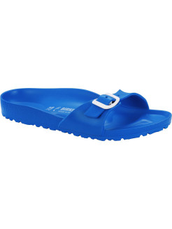Шлепанцы Madrid EVA Scuba Blue Narrow BIRKENSTOCK