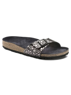 Биркенштоки Madrid BF Metallic Stones Black Narrow BIRKENSTOCK