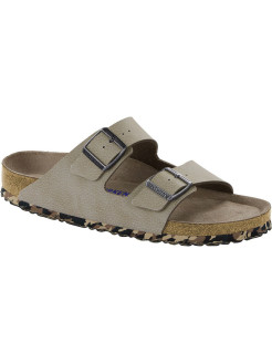 Биркенштоки Arizona SFB BF Desert Soil Taupe Regular BIRKENSTOCK
