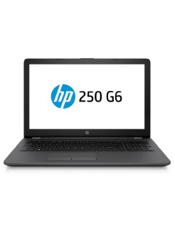 "Ноутбук 250 G6 4WV09EA Celeron N4000/4Gb/128Gb SSD/Intel UHD 600/15.6""/TN/HD/DOS HP"