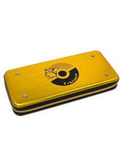 Nintendo Switch Hori Protective Aluminum Case (Pikachu) for Switch Console (NSW-132U) Hori