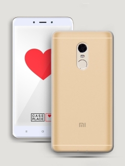 Чехол для Xiaomi Redmi note 4 Case Place