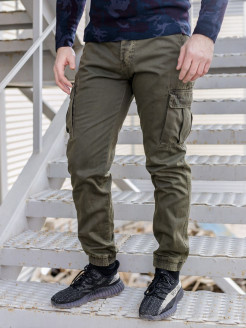 Брюки Joggers STALKER military style