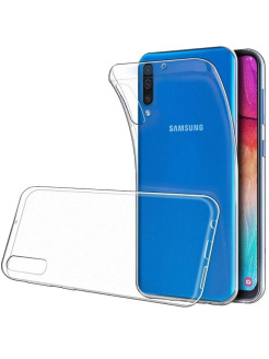 Чехол для Samsung Galaxy A50 / А50S / A30S. Накладка ClearView Premium на Самсунг Галакси A50 / A30S GOSSO CASES