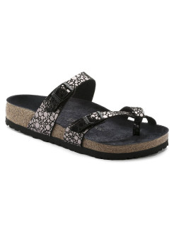 Биркенштоки Mayari BF Metallic Stones Black Narrow BIRKENSTOCK