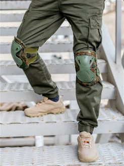 Knee pad STALKER military style
