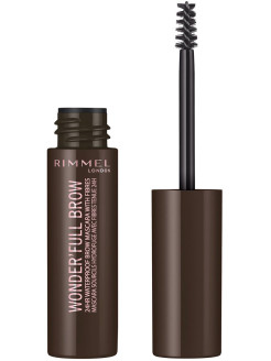 Тушь для бровей Wonder Full Brow, Тон 003 Rimmel
