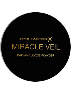 Пудра Miracle Veil Radiant Loose Powder Бесцветная MAX FACTOR
