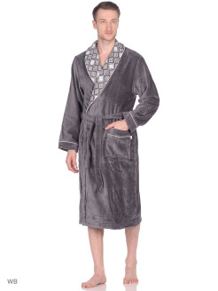 Asya bathrobe Ecocotton