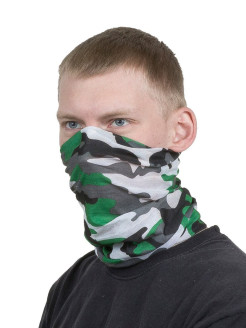 Snood STALKER military style