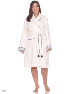 "Bathrobe ""Harem"" Ecocotton"
