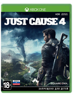 Just Cause 4 Microsoft