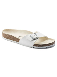 Биркенштоки Madrid BF Weiss Regular BIRKENSTOCK