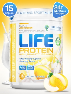 Life Protein Juicy Melon 1LB Tree of Life
