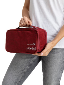 BB-01 Wine Cosmetic Bag ROUTEMARK