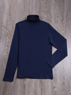 Turtleneck, without elements Cascatto