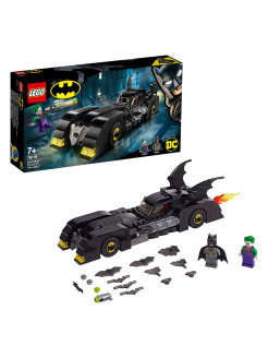 Конструктор LEGO DC Comics Super Heroes 76119 Batmobile: Погоня за Джокером LEGO