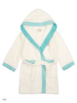 "Bathrobe ""Merry"" Ecocotton"