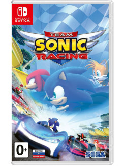 Team Sonic Racing [Nintendo Switch, русские субтитры] Sega