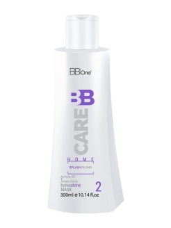 Маска BB CARE BLOND HOME TREATMENT MASK, 300ml BB one