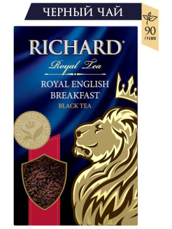 Чай Royal English Breakfast 90г Richard