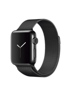 Ремешок Milanese Loop Stainless Steel  для Apple Watch 38/40 mm Eva.