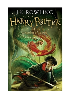 Foreign book, Harry Potter and the Chamber of Secrets Bloomsbury