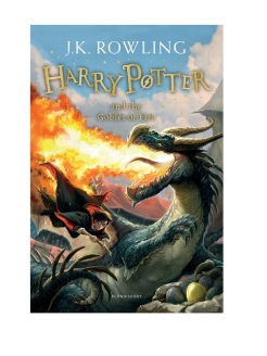 Foreign book, Harry Potter and the Goblet of Fire Bloomsbury