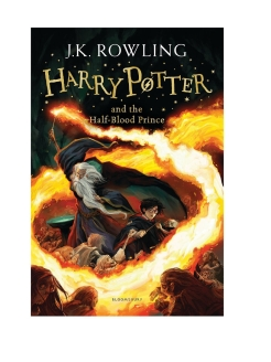 Foreign book, Harry Potter and the Half-Blood Prince Bloomsbury