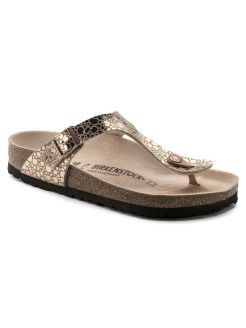 Пантолеты Gizeh BF Metallic Stones Copper Regular BIRKENSTOCK