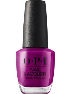 Лак для ногтей NLE50 Pamplona Purple OPI