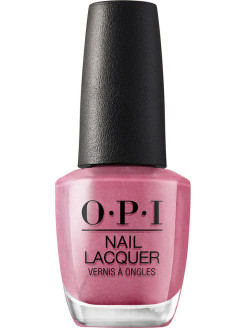 Лак для ногтей NLS45 Not So Bora-Bora-Ing Pink OPI
