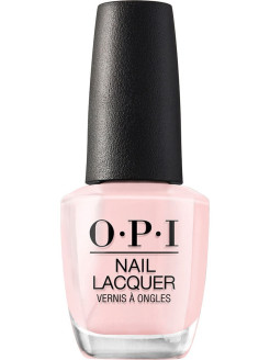 Лак для ногтей NLT65 Put It In Neutral OPI