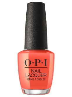 Лак для ногтей Tempura-ture is Rising! OPI