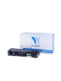 Картридж NVP совместимый NV-T106R02778 для Xerox Phaser 3052/3260/WorkCentre 3215/3225 NV Print
