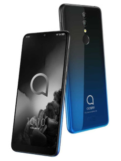 "Смартфон 3 5053K (2019): 6"" 720x1560/IPS Snapdragon 439 4Gb/64Gb 13Mp+5Mp/8Mp 3500mAh Alcatel"